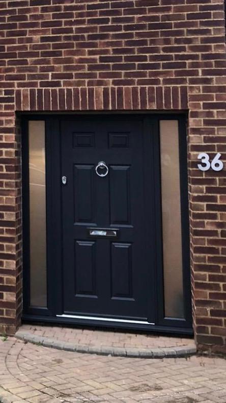 Front Door Glazier
