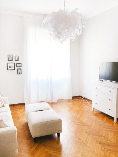 Light Curtains - White
